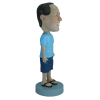 Figurine personnalisée touriste