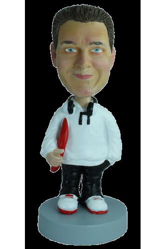 Figurine personnalisée avec un Walkman