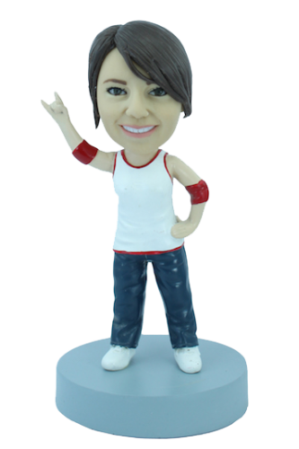 Figurine personnalisée Yo