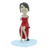 Figurine personnalisée de Cabaret