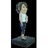 Figurine personnalisée en mode détente