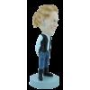 Figurine personnalisée fen danseuse de country