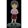 Figurine personnalisée en femme simple