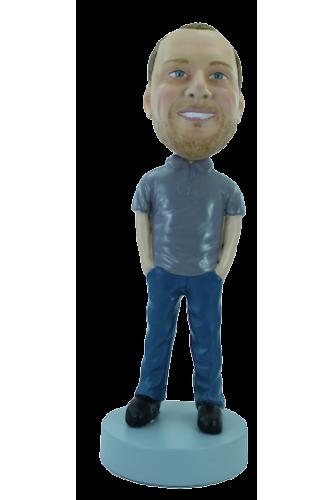 Figurine personnalisée en gendre idéal