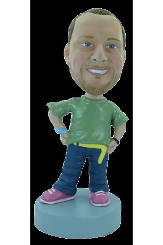 Figurine personnalisée je suis Fun