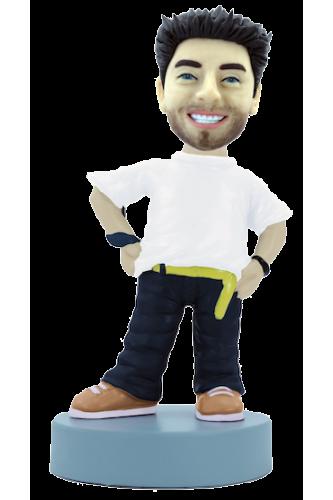 Figurine personnalisée vraiment très Fun