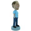 Figurine personnalisée Jean & T-shirt