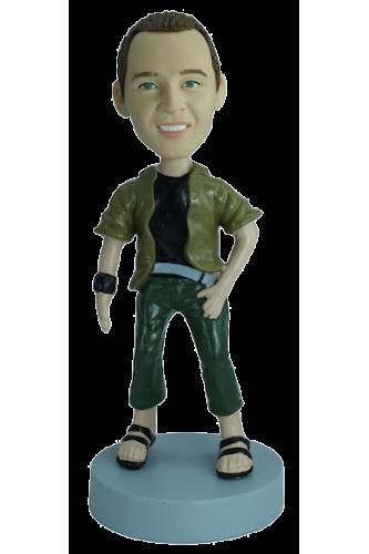 Figurine personnalisée en Marginal