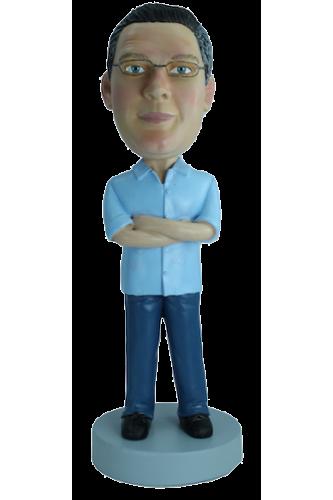 Figurine personnalisée de Moi