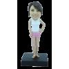 Figurine personnalisée en petite tenue