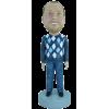 Figurine personnalisée en Pull jacquard