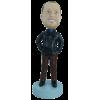 Figurine personnalisée en homme sympathique