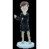 Figurine personnalisée en look top class