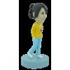Figurine personnalisée Trop Mimie