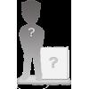 Figurine personnalisée 1 personne + décor taille XL