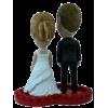 Figurine personnalisée en marié