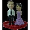 Figurine personnalisée mariage civil