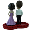 Figurine personnalisée de mariage civil