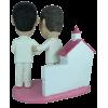 Figurine personnalisée mariage homosexuel