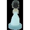 Figurine personnalisée mariée