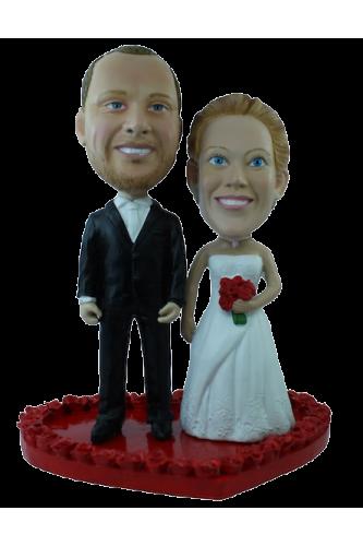 Figurine personnalisée de mariage