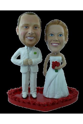 Figurine mariage personnalisé