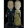 Figurine mariage personnalisé remariage