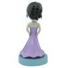 Figurine personnalisée avec une robe de bal