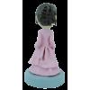 Figurine personnalisée robe de soirée