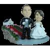 Figurine mariage personnalisé mairie