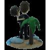 Figurine personnalisée mariage île