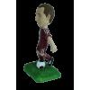 Custom bobblehead football action