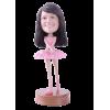 Figurine personnalisée danseuse