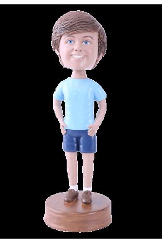 Personalisierte comicfigur