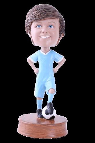 Figurine personnalisée foot