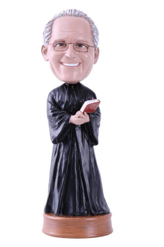 Figurine personnalisée avocat