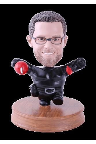 Figurine personnalisée comique