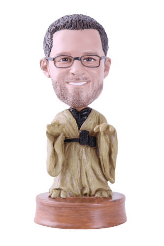 Figurine personnalisée yoda star wars