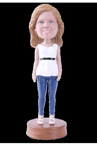 Figurine personnalisée maman