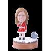 Figurine personnalisée noël