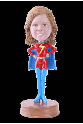 Figurine personnalisée flash gordon