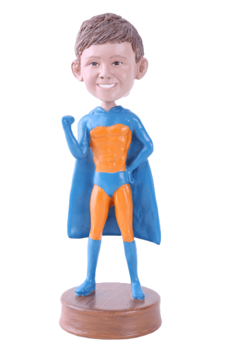 Custom made bobblehead