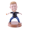 Figurine personnalisée pelote basque