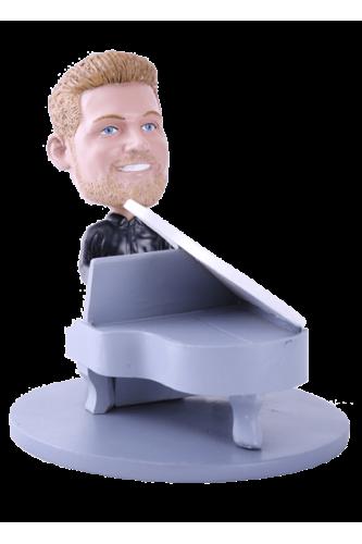 Figurine personnalisée piano