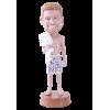 Figurine personnalisée plage