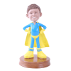 Figurine personnalisée super héro enfant
