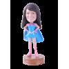 Figurine personnalisée Super héroïne