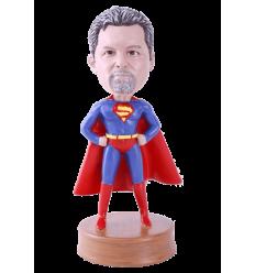 "Custom made bobblehead ""The superman"""