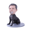 Figurine personnalisée chien