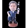 Figurine personnalisée bricoleur